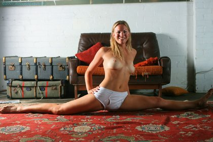 abby winters addison legs spread boys underies